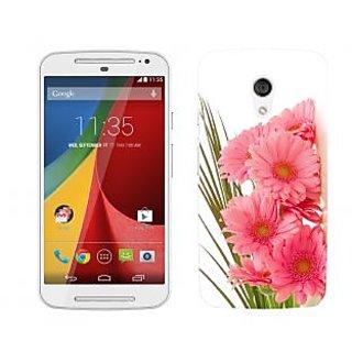 Wow Premium Design Back Cover For Motorola Moto G (2nd Gen) PNTMTG2A01472