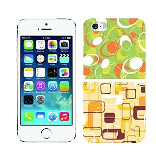 Wow Premium Design Back Cover Case for Apple Iphone 5 PNTi5A02139