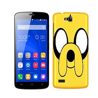 Wow Premium Design Back Cover Case for Huawei Honor 3C PNTHH3CA00931