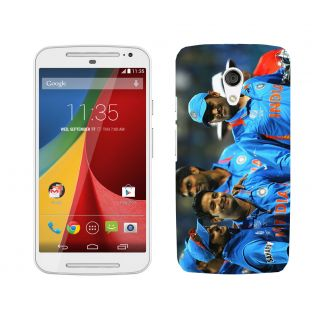 Wow Premium Design Back Cover For Motorola Moto G (2nd Gen) PNTMTG2A01170