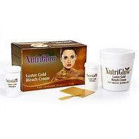 Nutriglow Luster Gold Bleach Cream (300 gms)
