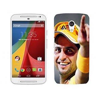 Wow Premium Design Back Cover For Motorola Moto G (2nd Gen) PNTMTG2A01203