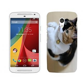 Wow Premium Design Back Cover For Motorola Moto G (2nd Gen) PNTMTG2A01241