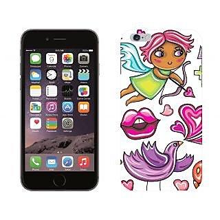 Wow Premium Design Back Cover Case for Apple Iphone 6Plus PNTi6plusA00130