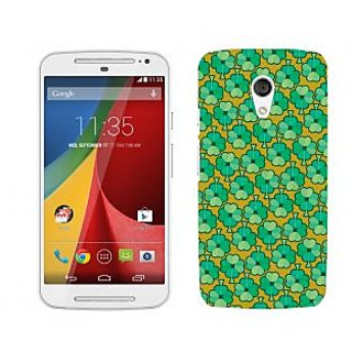 Wow Premium Design Back Cover Case for Motorola Moto G (2nd Gen) PNTMTG2A00099
