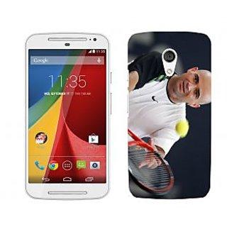 Wow Premium Design Back Cover For Motorola Moto G (2nd Gen) PNTMTG2A01128