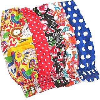 Baby/ Girls kids Children Setof 5 pc Cotton hosiery Heram Pant LSize 17 inch