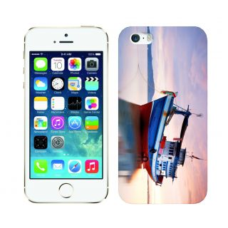 Trilmil Premium Design Back Cover Case for Apple Iphone 5 PRTi5A01680