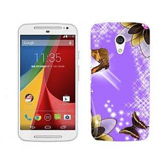 Trilmil Premium Design Back Cover For Motorola Moto G (2nd Gen) PRTMTG2A01728