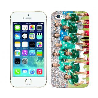 Trilmil Premium Design Back Cover Case for Apple Iphone 5 PRTi5A00836