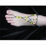 Designer Exxotic Beads Fashionable Anklet