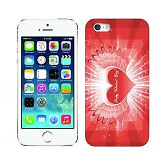 Trilmil Premium Design Back Cover Case for Apple Iphone 5 PRTi5A02073