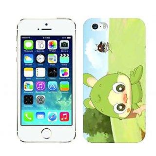 Trilmil Premium Design Back Cover Case for Apple Iphone 5 PRTi5A00887