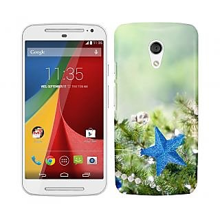 Trilmil Premium Design Back Cover Case for Motorola Moto G (2nd Gen) PRTMTG2A00210