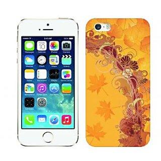 Trilmil Premium Design Back Cover Case for Apple Iphone 5 PRTi5A01892