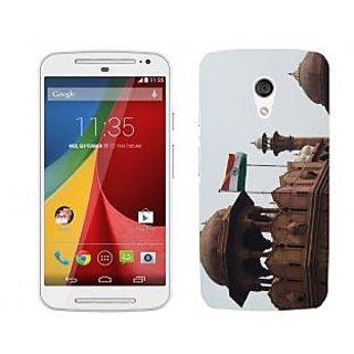 Trilmil Premium Design Back Cover For Motorola Moto G (2nd Gen) PRTMTG2A01610