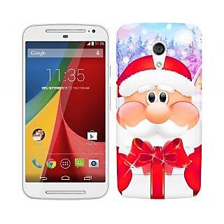 Trilmil Premium Design Back Cover Case for Motorola Moto G (2nd Gen) PRTMTG2A00314