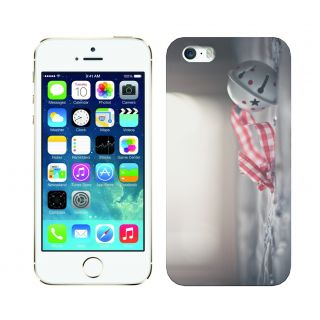 Trilmil Premium Design Back Cover Case for Apple Iphone 5 PRTi5A00989