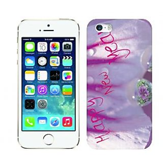 Trilmil Premium Design Back Cover Case for Apple Iphone 5 PRTi5A01078