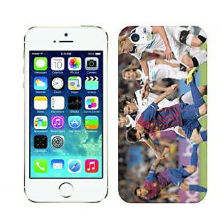 Trilmil Premium Design Back Cover Case for Apple Iphone 5 PRTi5A00781