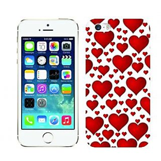 Trilmil Premium Design Back Cover Case for Apple Iphone 5 PRTi5A01747