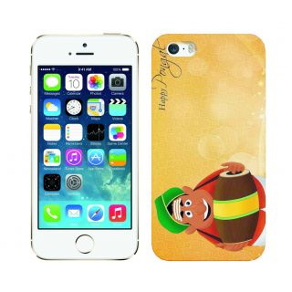 Trilmil Premium Design Back Cover Case for Apple Iphone 5 PRTi5A01595