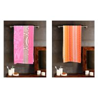 Men  Women Bath Towel Combo