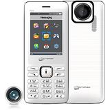micromax x252 white mobile