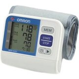 Omron BP Monitor Wrist HEM-6200 Automatic Blood Pressure Monitor HEM 6200