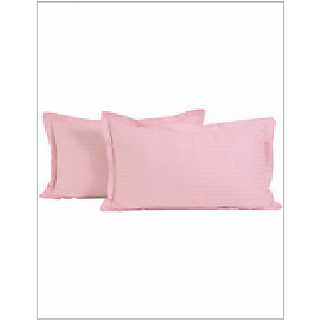 Set Of 2 Pillow Covers pink