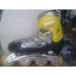 power superb inline skates adjustable