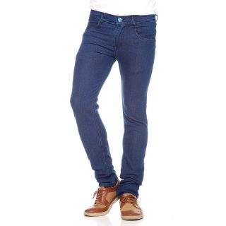 Stylox MenS Blue Comfort Fit Jeans