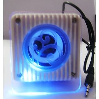 Rechargeable Speakers with Disco light for ipod, Mobile,MP3,MP4,Notebook,PC