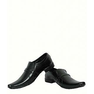 Elvace Formal Men Shoes Comfort Black-9006
