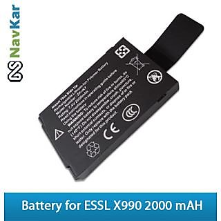 Battery for Biometric Fingerprint Time  Attendance System X990