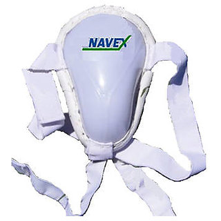 Navex Cricket Abdominal Guard Medium With Double Elastic 2 Pcs.