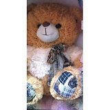 Teddy Bear Brown Soft Toy