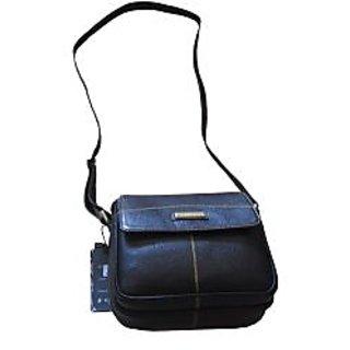 Dasam Unisex Leather Sling Bag