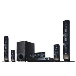 LG HT856PF 5.1 Home Theater System