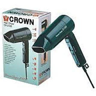 Crown Hair Dryer crown hair dryer cr 2100 prices in india shopclues