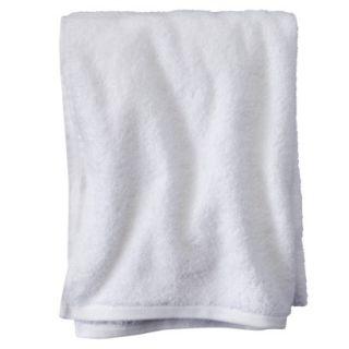 valtellina plain white full size  gents 1 bath towel (BTL-001)