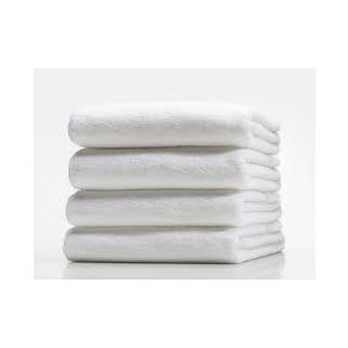 valtellina plain white full size  gents 4 bath towel (BTL-004)