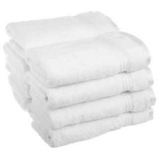 Valtellina Plain White  8 Hand Towel solid colour (HTL-008)
