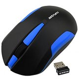 Astrum AERO 2.4G GR Wireless Mouse - Blue