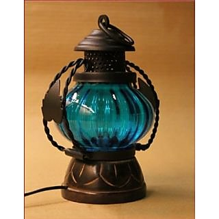 Onlineshoppee Electric lamp holder home décor decorative table lamp hanging l