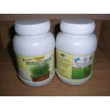Wheatgrass Powder Organic And Natural Set Of Two Bottles