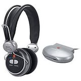 iBall WR 621 Cordless Headsets (With FM Radio)