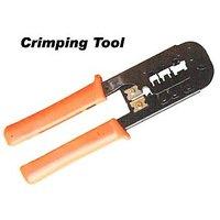 Crimping Heavy Duty Professional Tools 6P2C , 6P4C , 6P6C