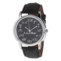 Relish Analog Leather Round Automatic Casual Wear Watch For Men