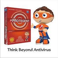 Protegent Antivirus (1 user,1 yr)